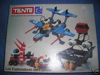 Ser LEGO en la materia