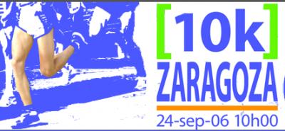 24 de Septiembre. Carrera solidaria contra el cáncer en Zaragoza