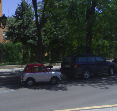 mini Mini en Zaragoza