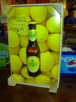 Ambar Lemon: el mercado manda