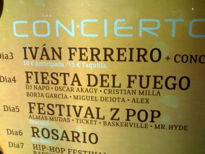 Baskerville actuará en el EspacioZ en el Festival Z POP