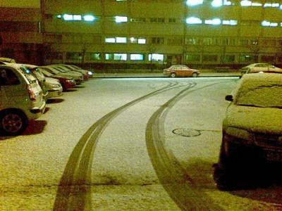 La nieve es vida, novedad, alegría...