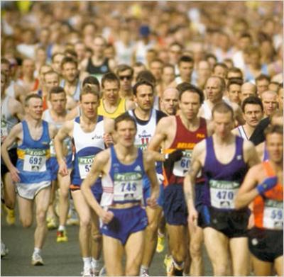 Correr por correr (pero no sólo por eso).