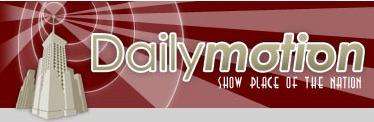 Dailymotion: Como flickr, pero para vídeo