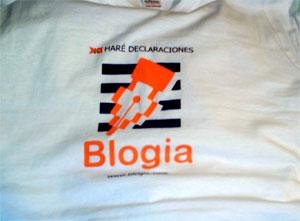 Blogia Camisetas