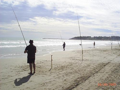 Concurso de pesca