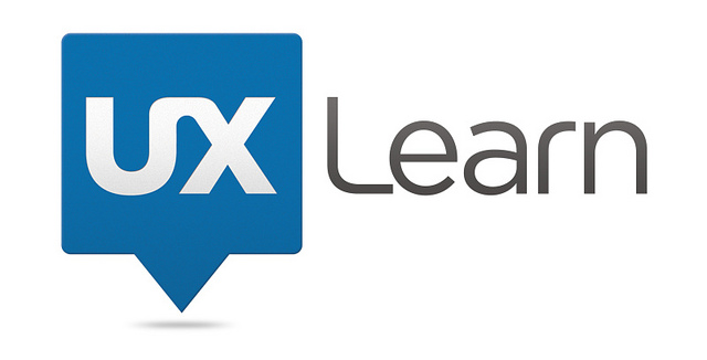 Logotipo de UX Learn