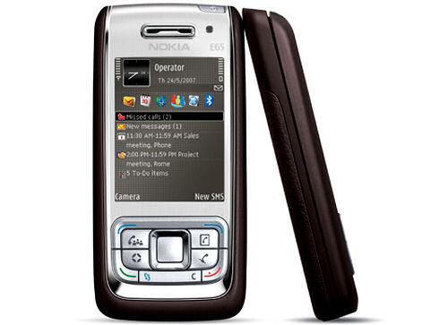 Nuevo video del Nokia e65