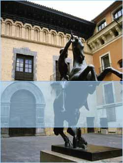 Actividades culturales en Zaragoza. JULIO