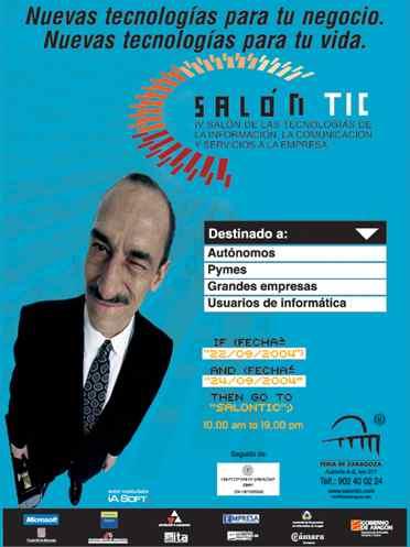 Salón TIC en Zaragoza